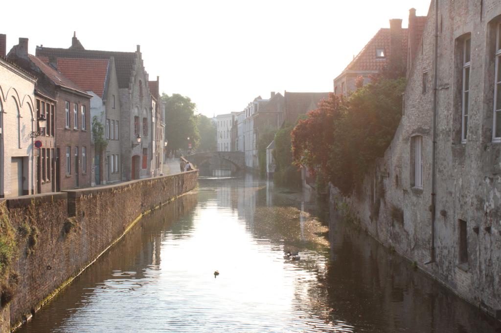 La luce di Bruges è un buon motivo per tornare