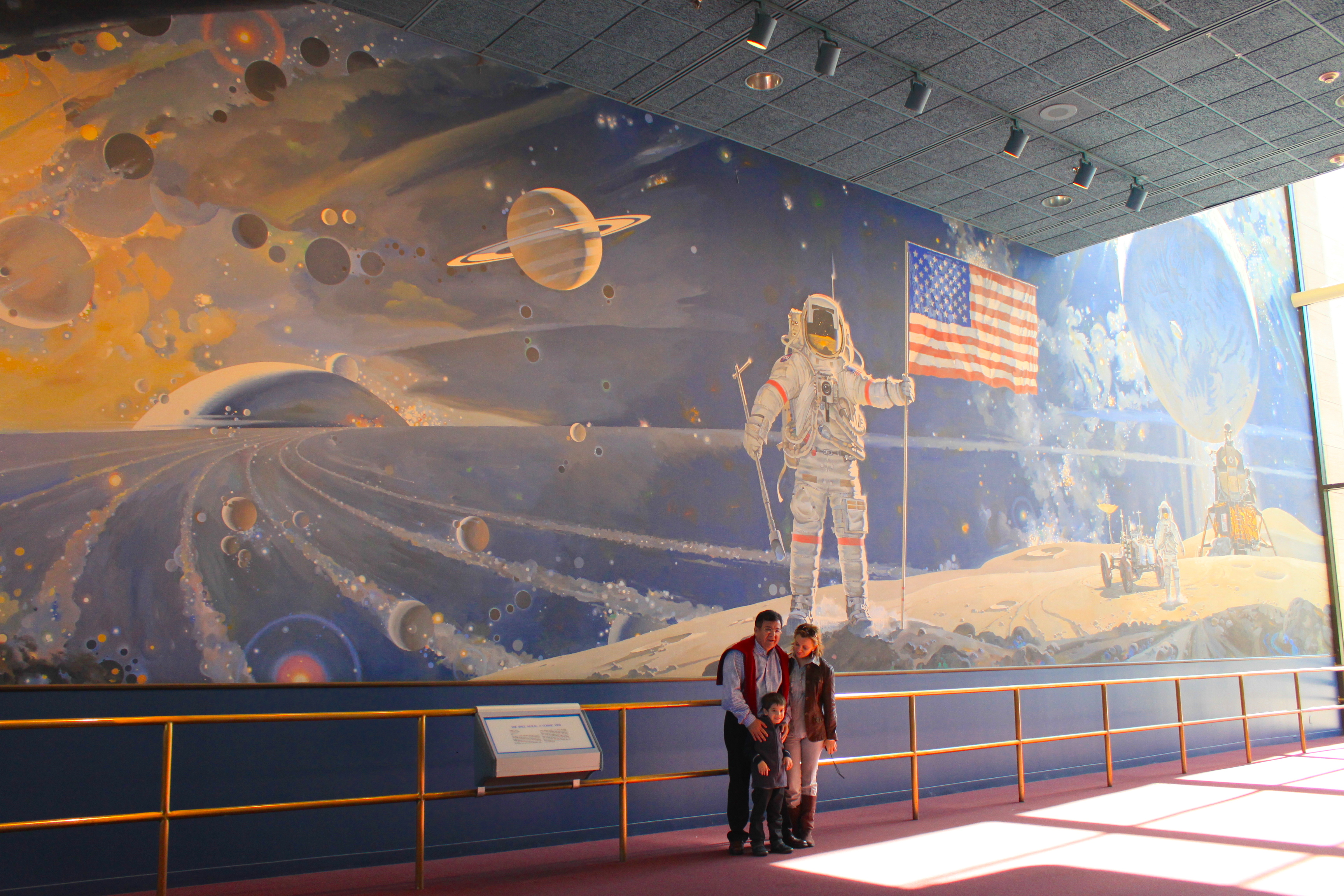 """Da grande voglio fare l'astronauta"" - National Air and Space Museum"