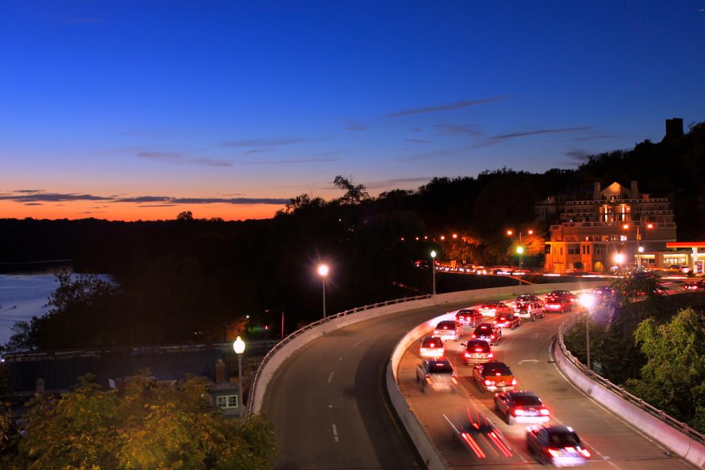 A Washington è tranquillo anche il traffico