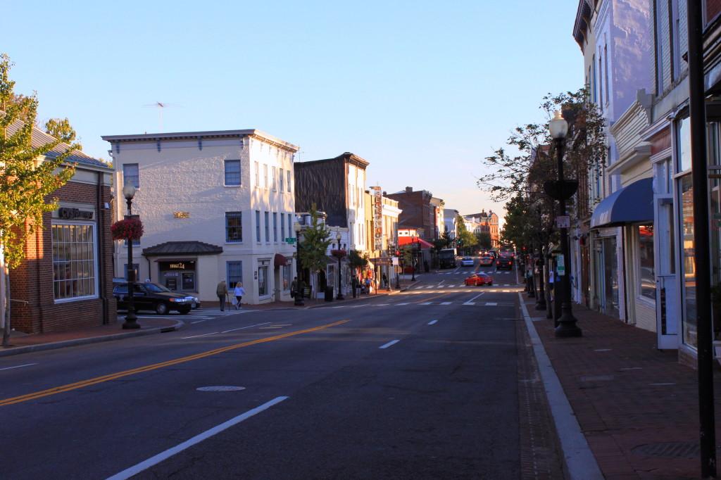 Georgetown, il quartiere più bello di Washington