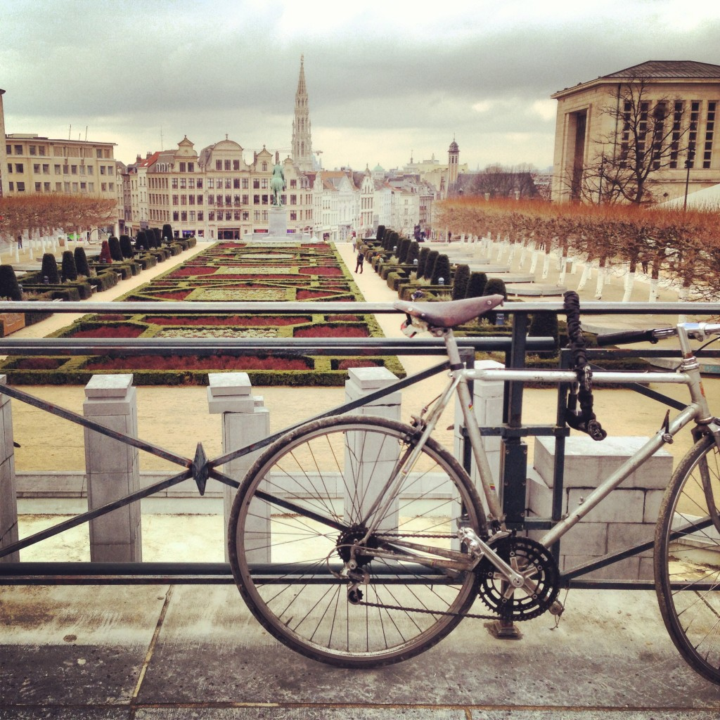 Place de l'Albertine, l'anima di Bruxelles