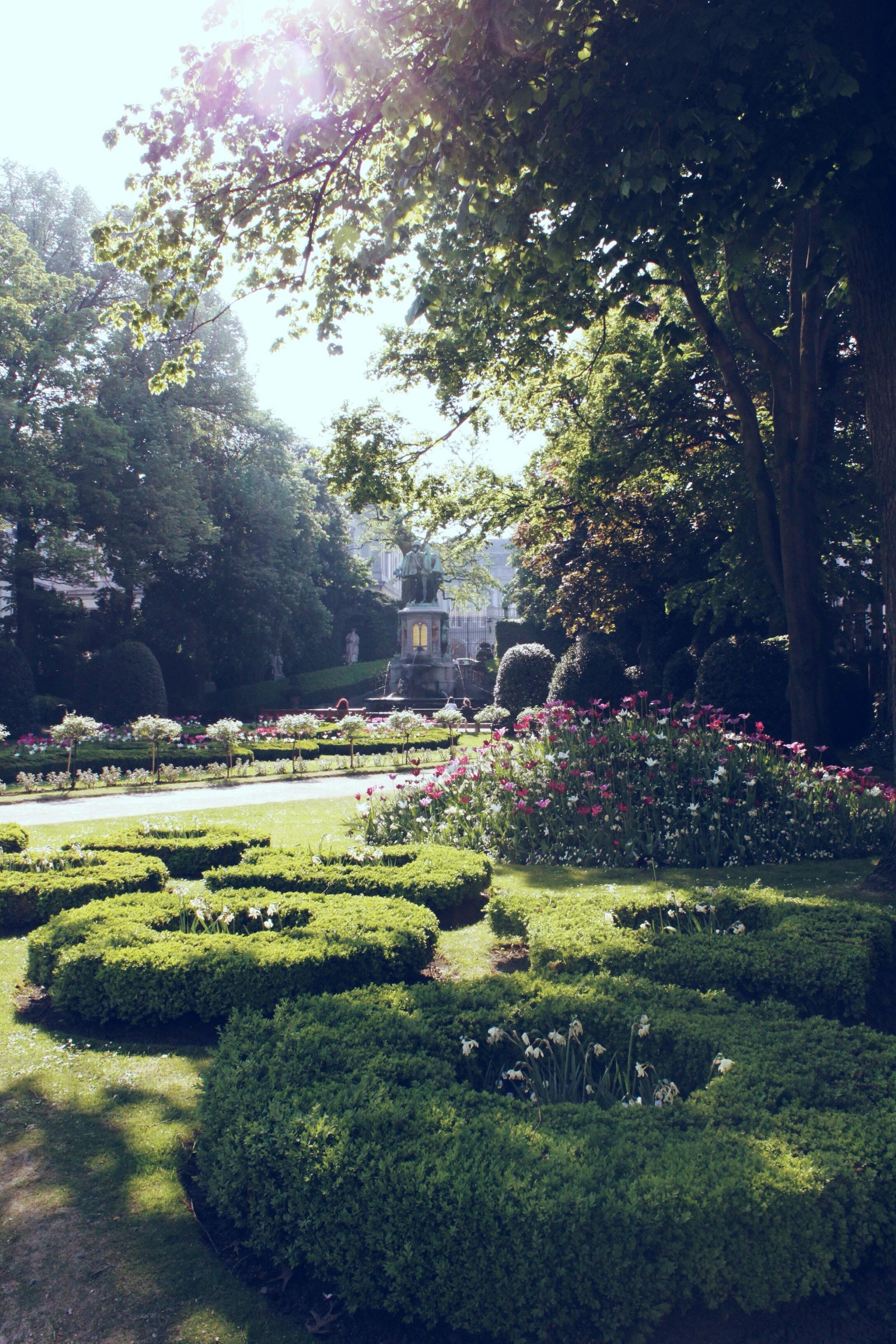 I parchi di Bruxelles sono tra i più belli d'Europa