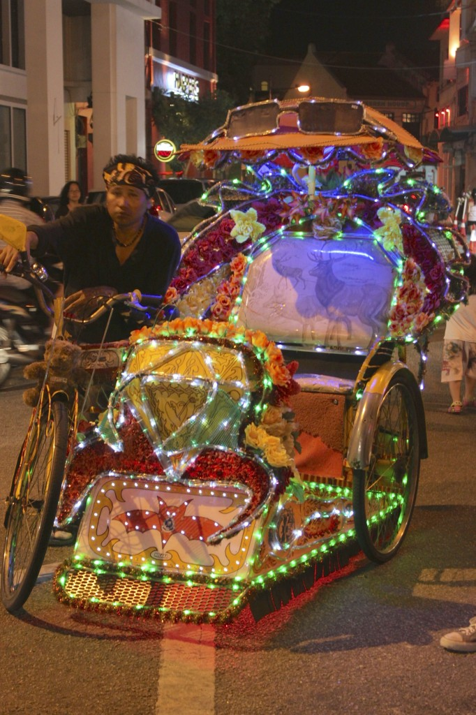 Taxi eccentrici e ecosostenibili