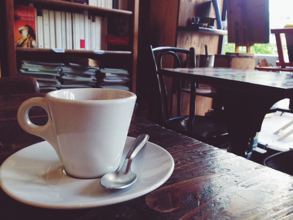 A Cup of Tea, caffè letterario, quartiere Panier