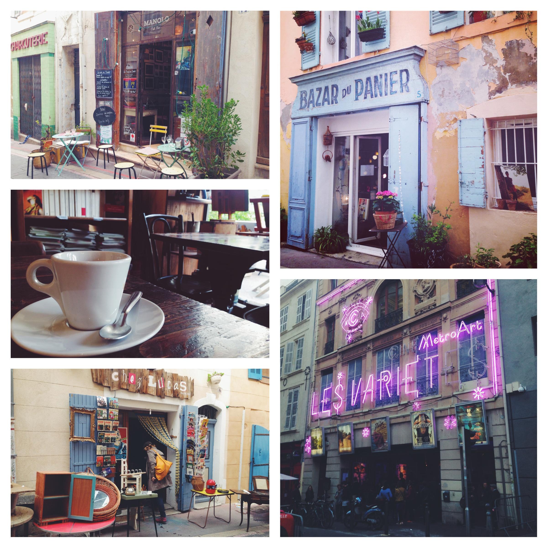 Ristoranti e Locali a Marsiglia
