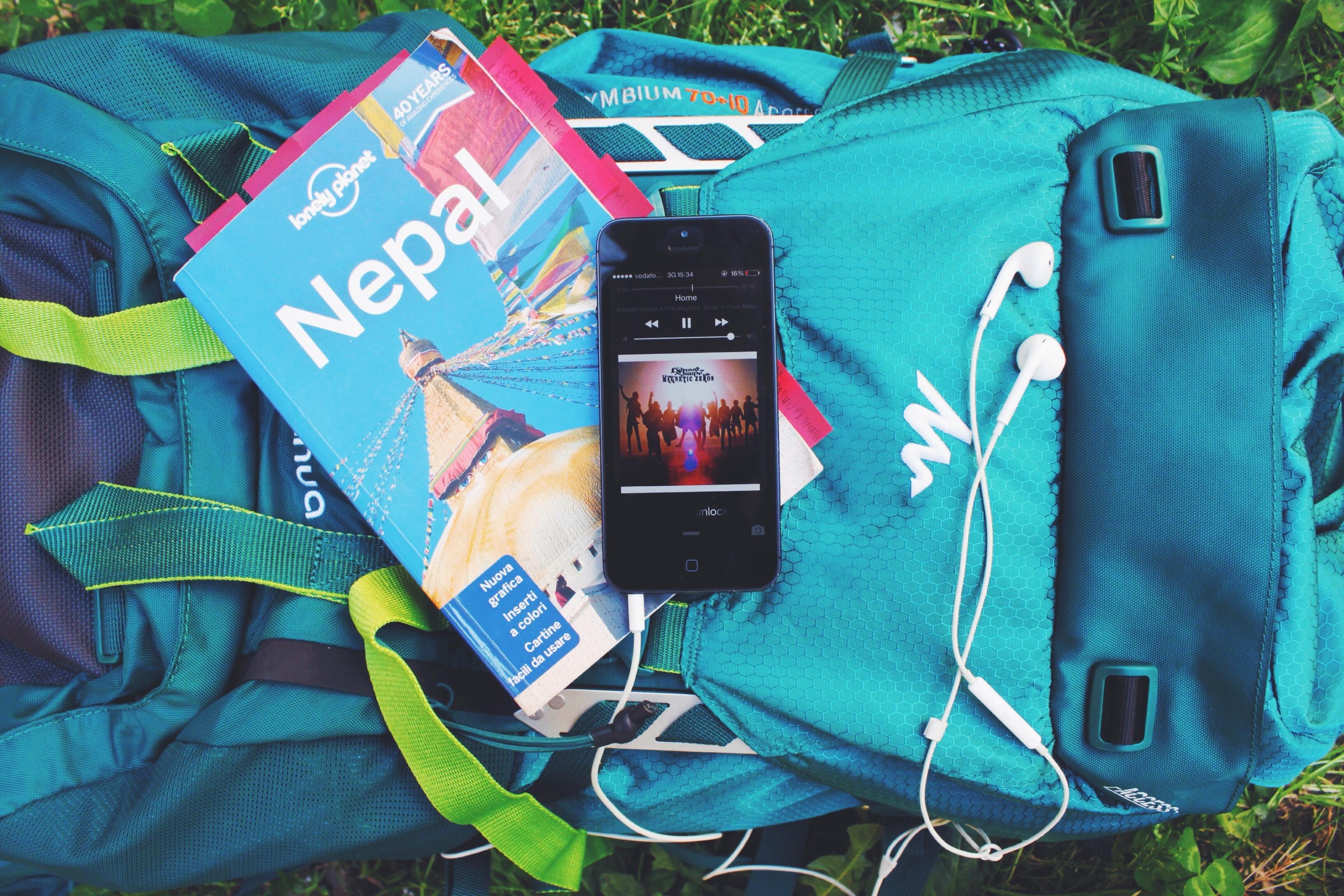 canzoni e musica da viaggio on the road zaino in spalla