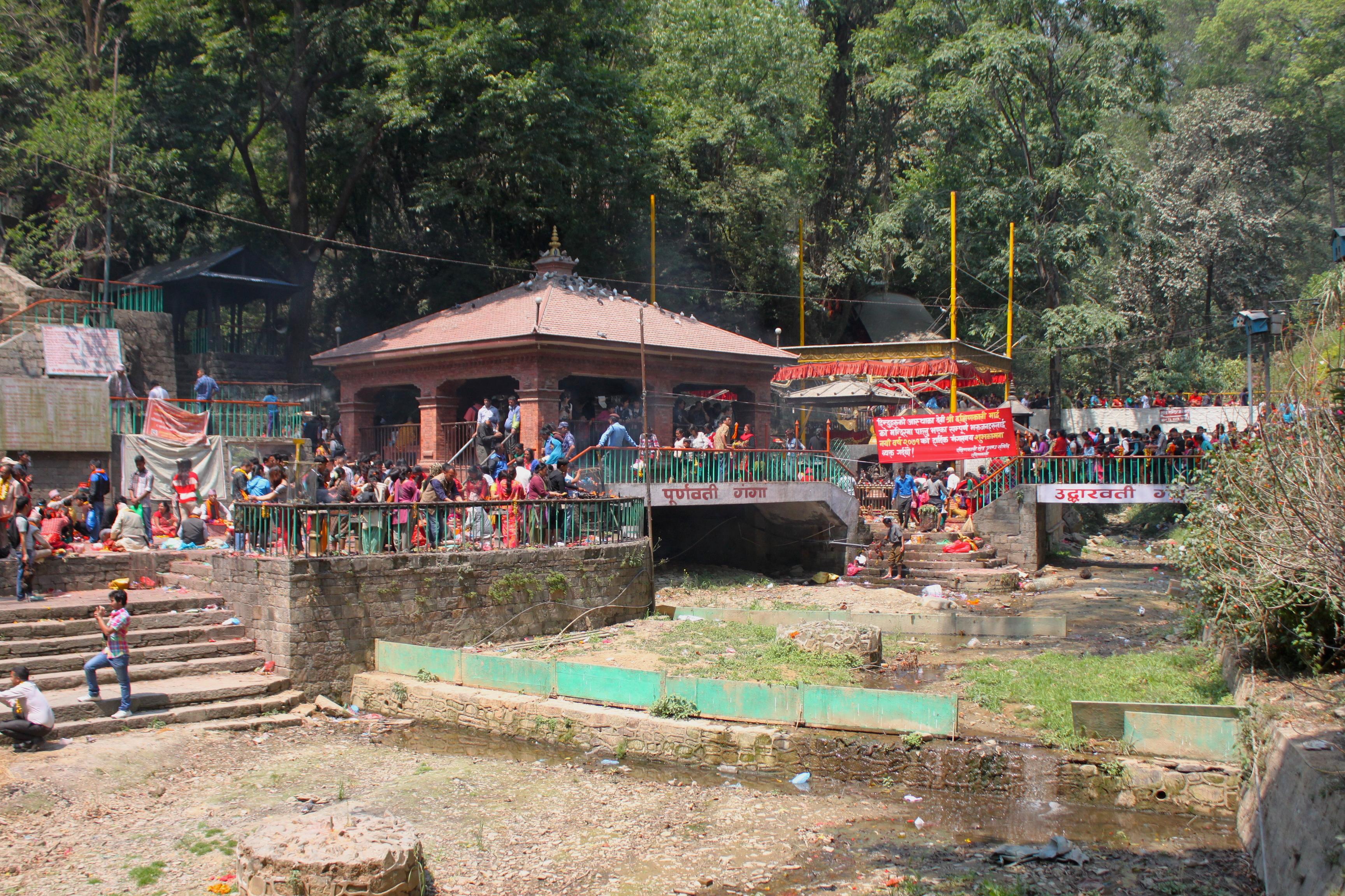 Il Tempio di Dakshinkali dei sacrifici animali