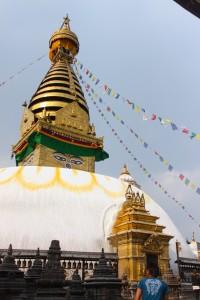 Il Tempio delle scimmie di Kathmandu