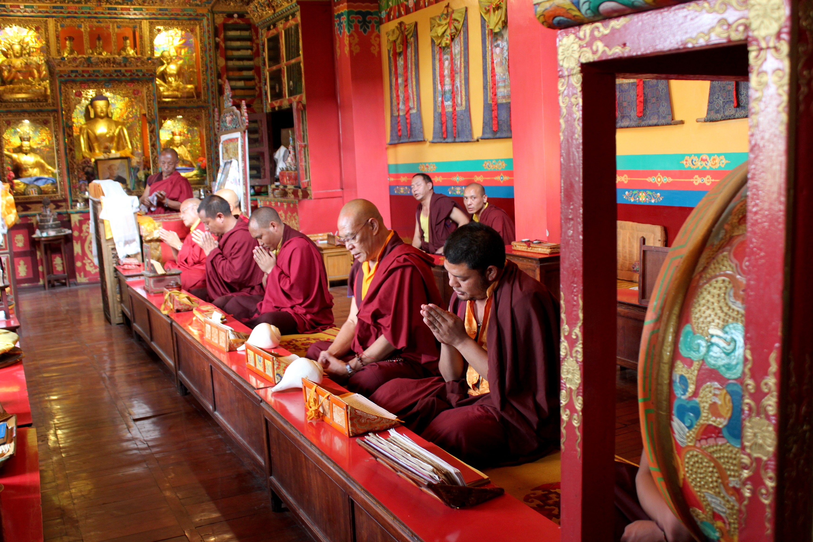 La preghiera tibetana