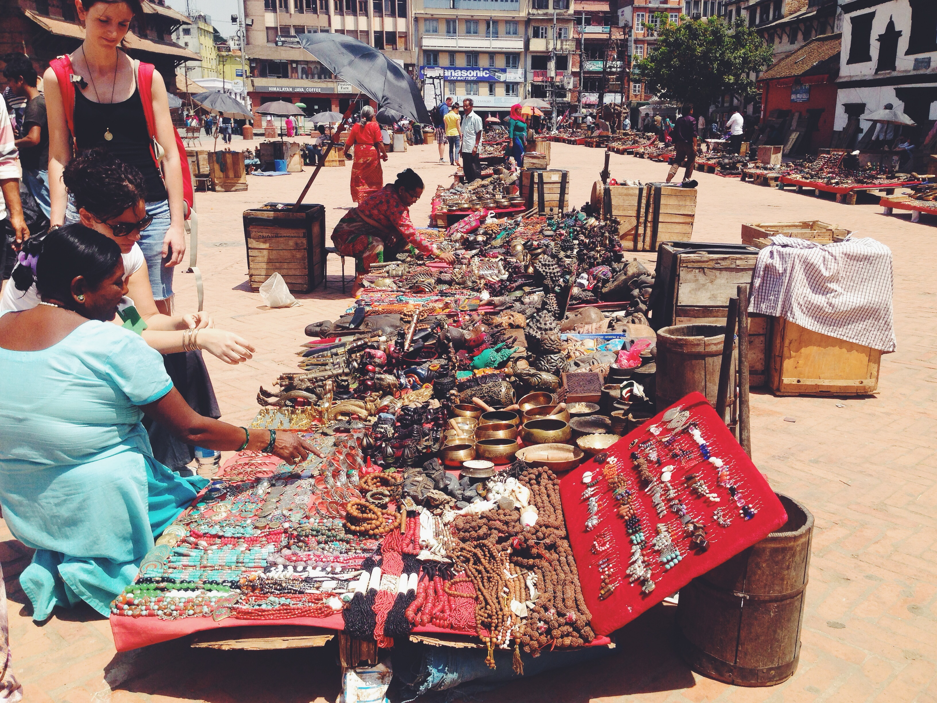 La Durbar Square di Kathmandu