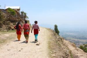 Il sentiero verso Telkot