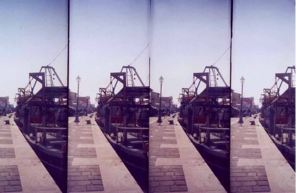 Ancora il Porto Canale, ancora la Supersampler, ancora ipnotico