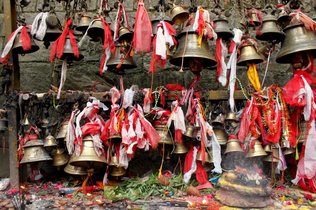 Incenso al Tempio induista Dakshinkali