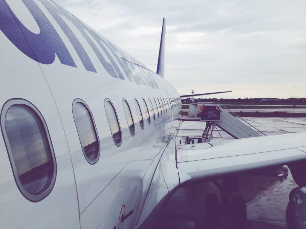 atterraggio in nepal