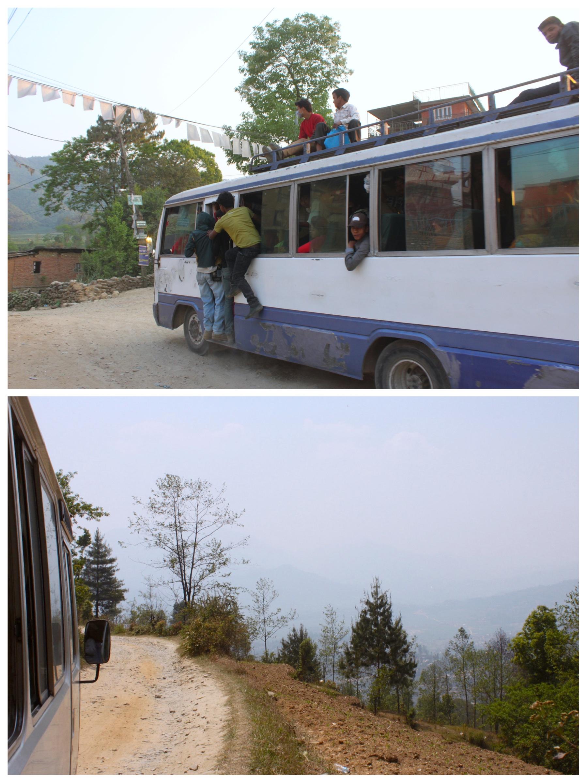 come spostarsi in nepal, i mezzi di trasporto.