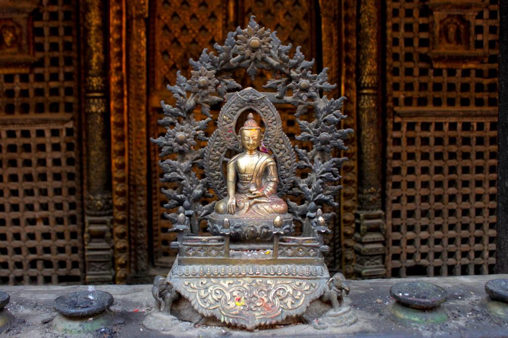 Buddha Bhumisparsa