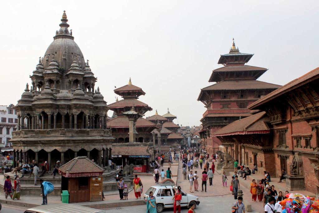 La Durbar Square più bella del Nepal
