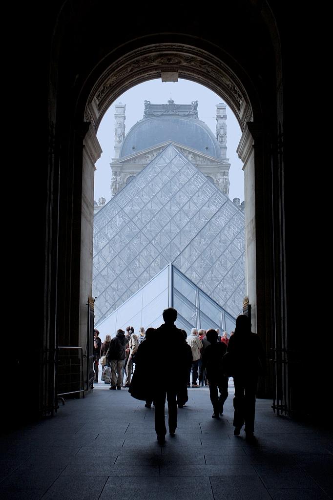 Amo tanto le geometrie di questa foto