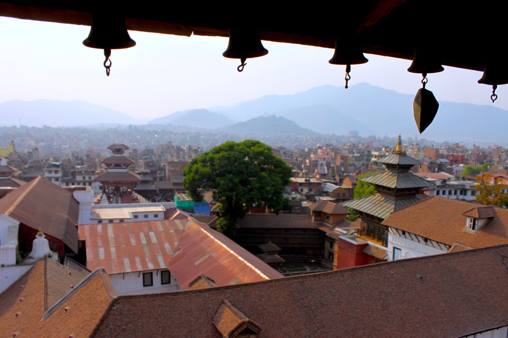 Kathmandu dal Palazzo Reale