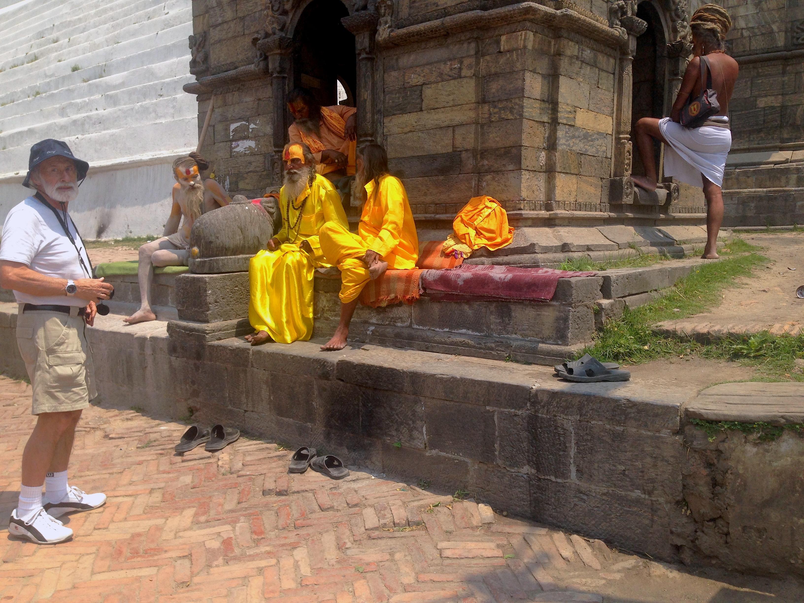 cremazioni in nepal