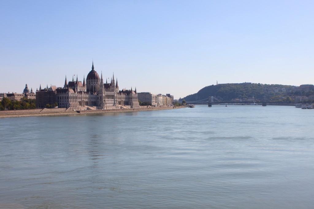 Budapest e il suo Danubio