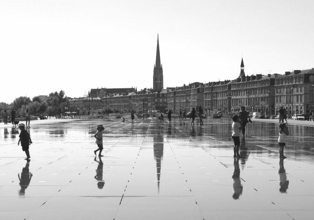 La prima immagine che vi viene in mente quando penso a Bordeaux