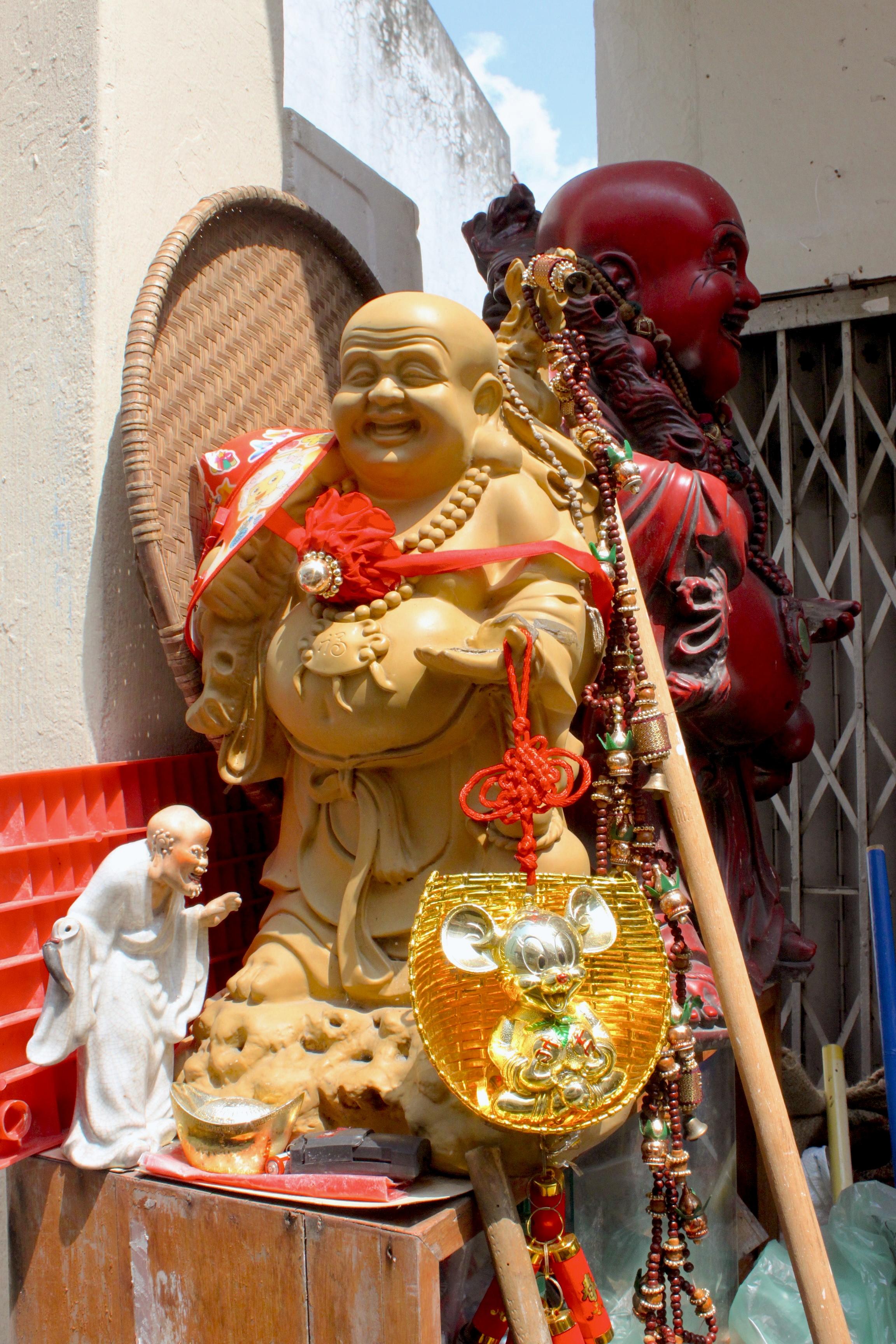 Buddha&Topolino