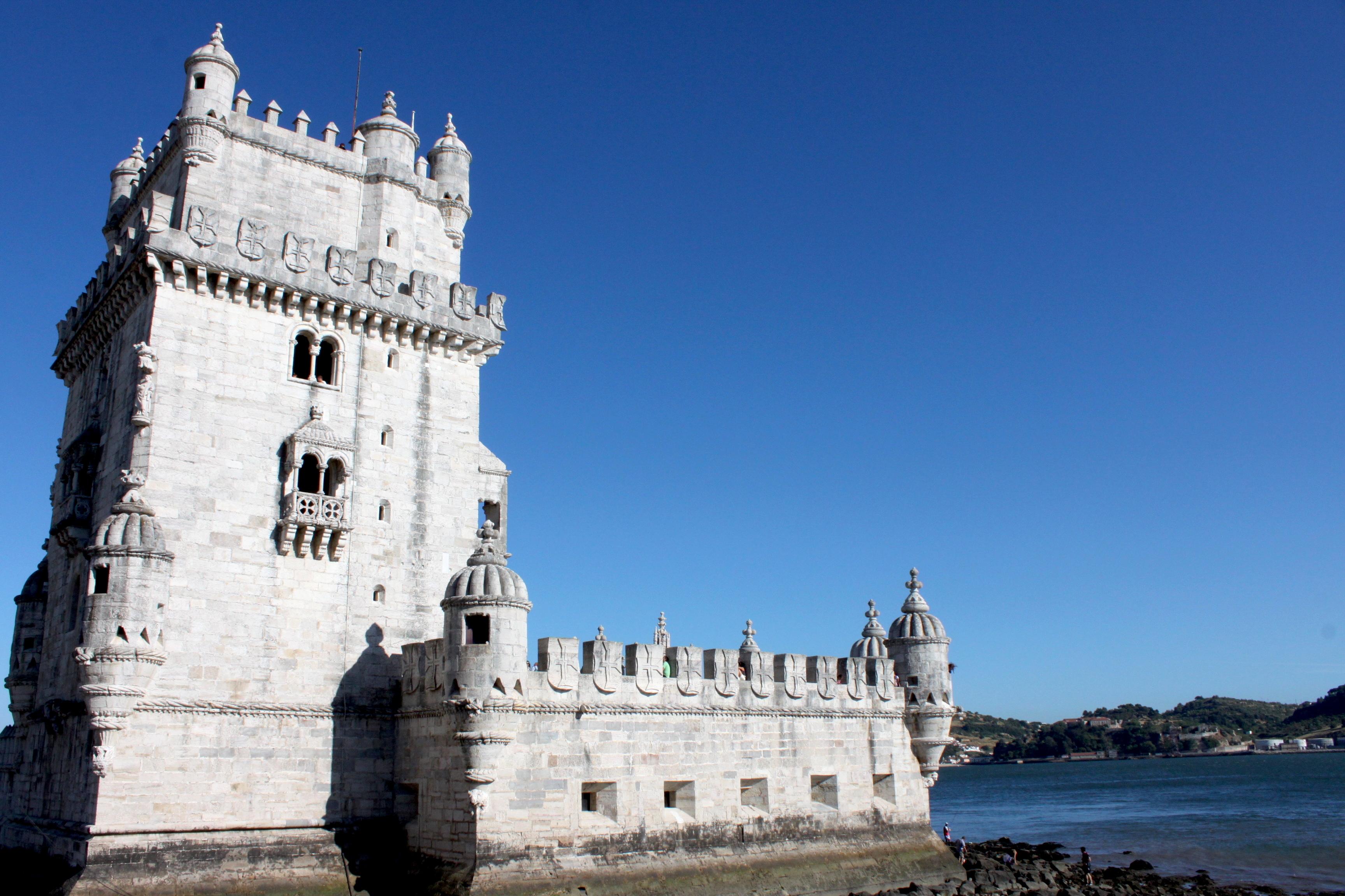La Torre di Belem, sovrana