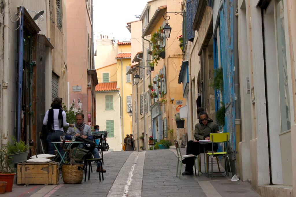 Il souvenir più bello di Marsiglia sono le atmosfere del Panier