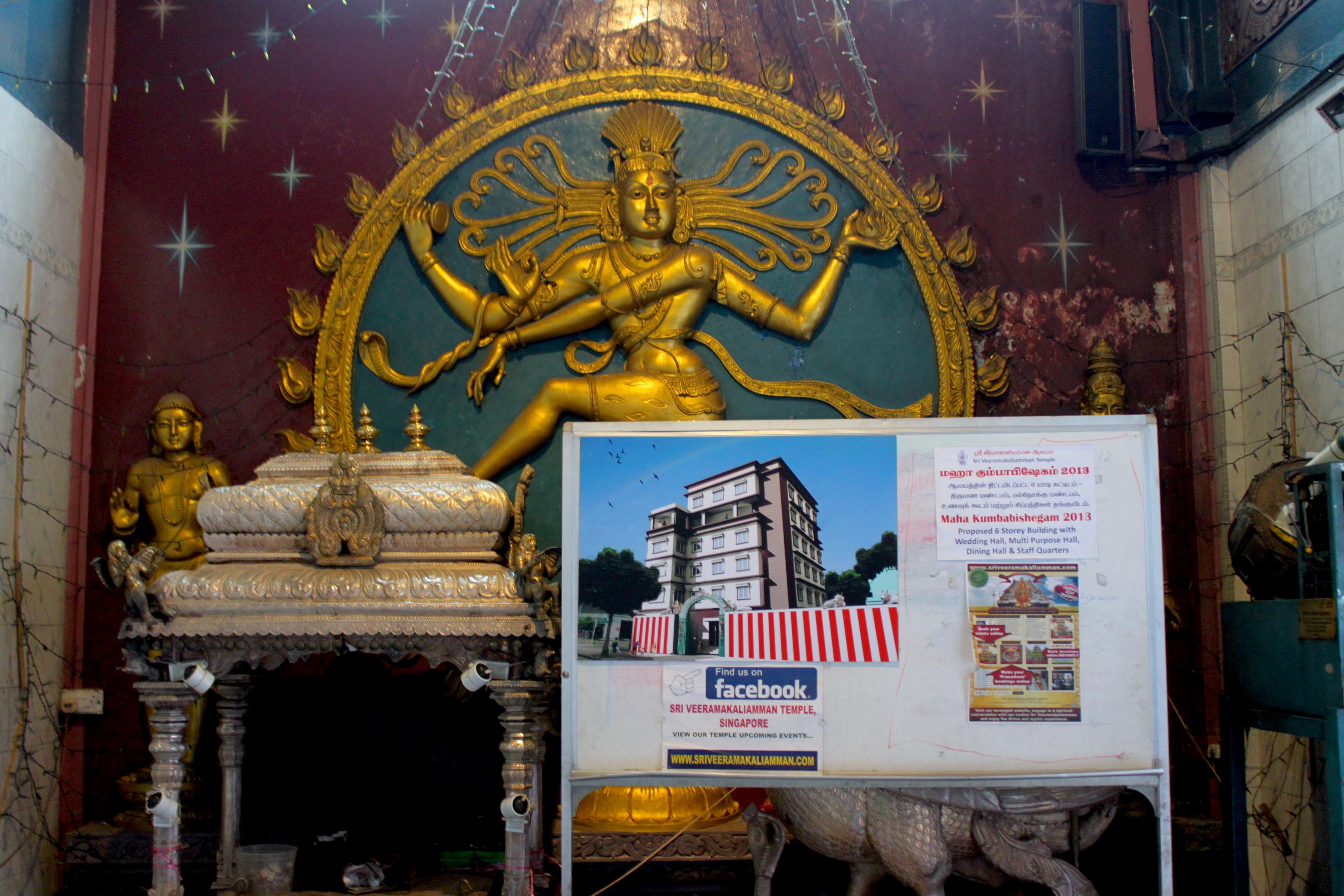 Anche il tempio ha la pagina Facebook