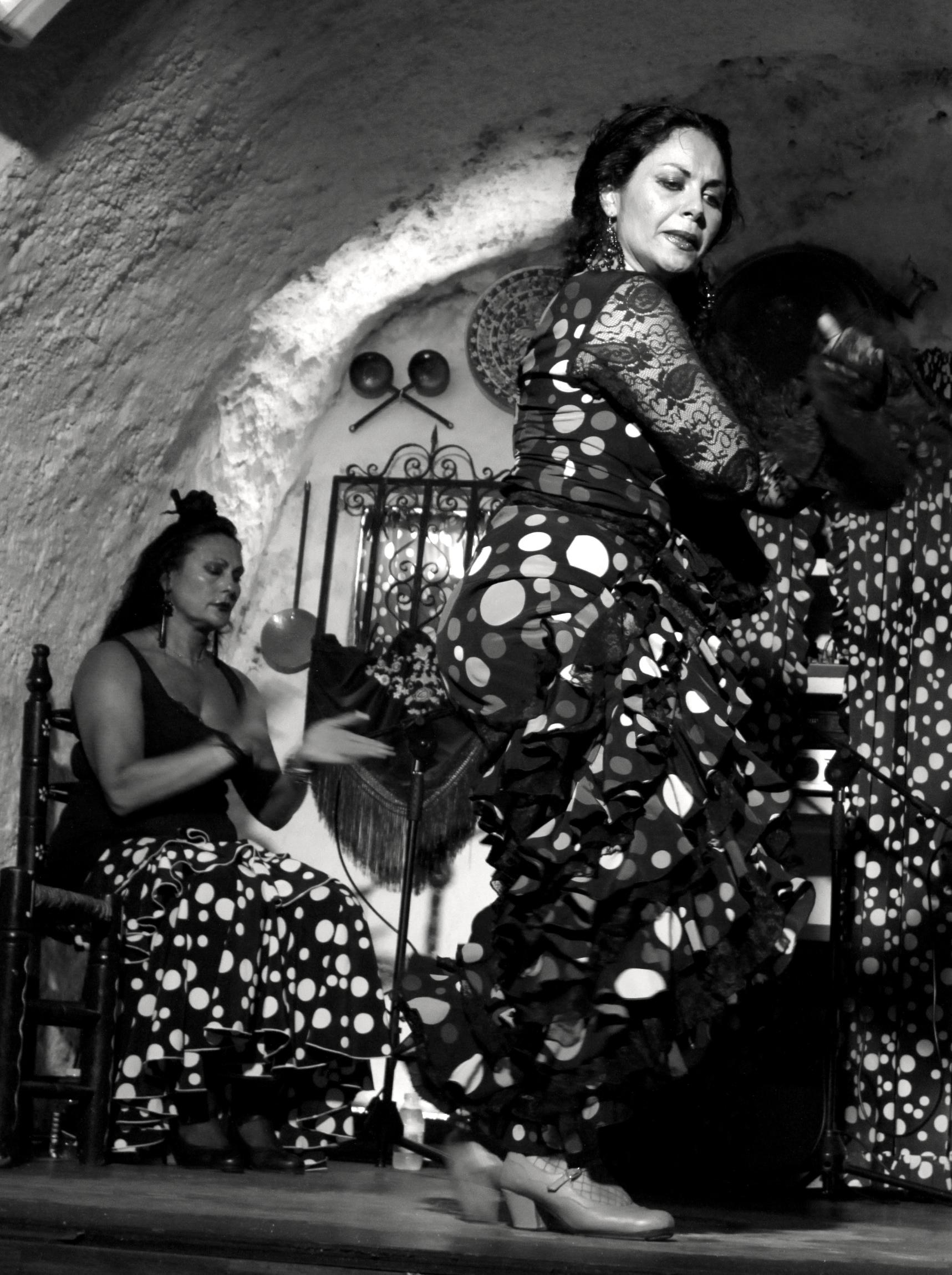 Il flamenco nelle cuevas