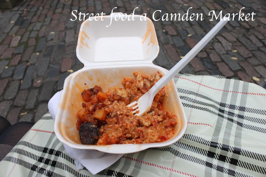 Mangiare a Londra