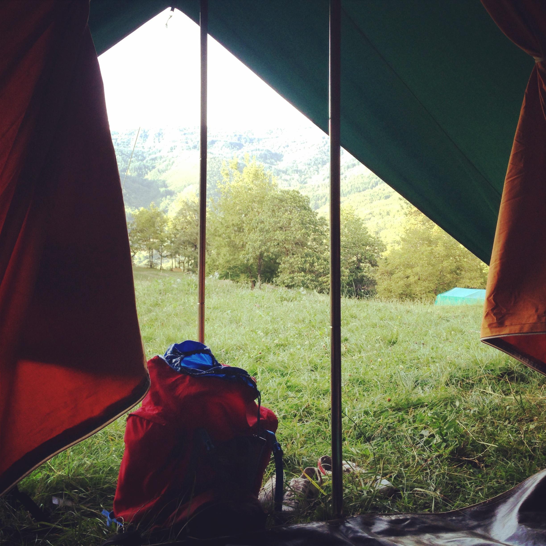 Tutte le cose che amo del campeggio e una che invece no