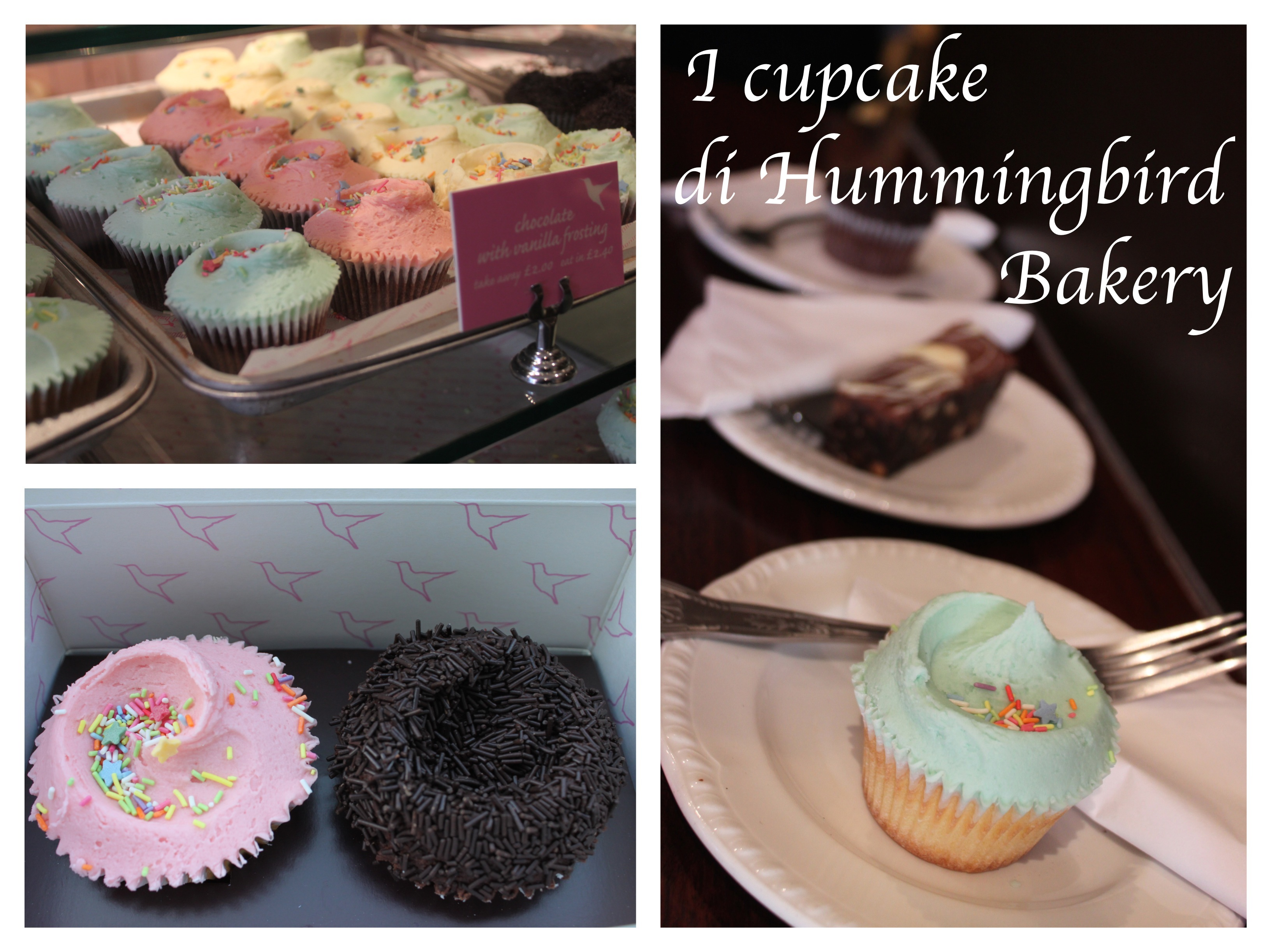 hummingbird bakery london portobello cupcake