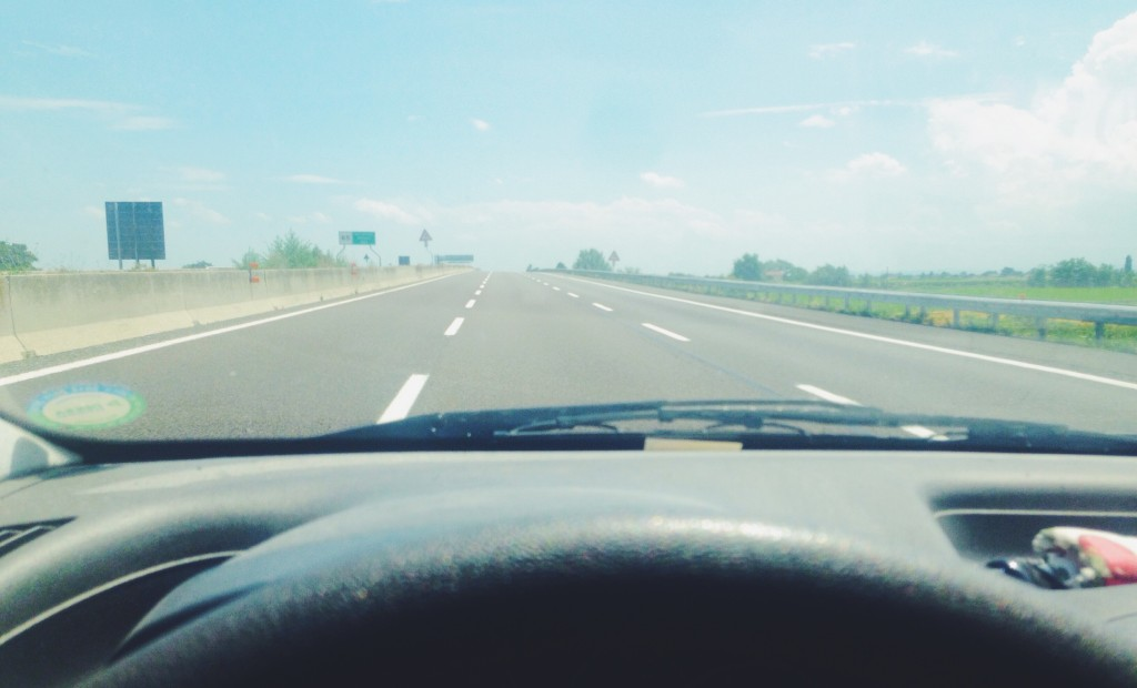 viaggiare in macchina