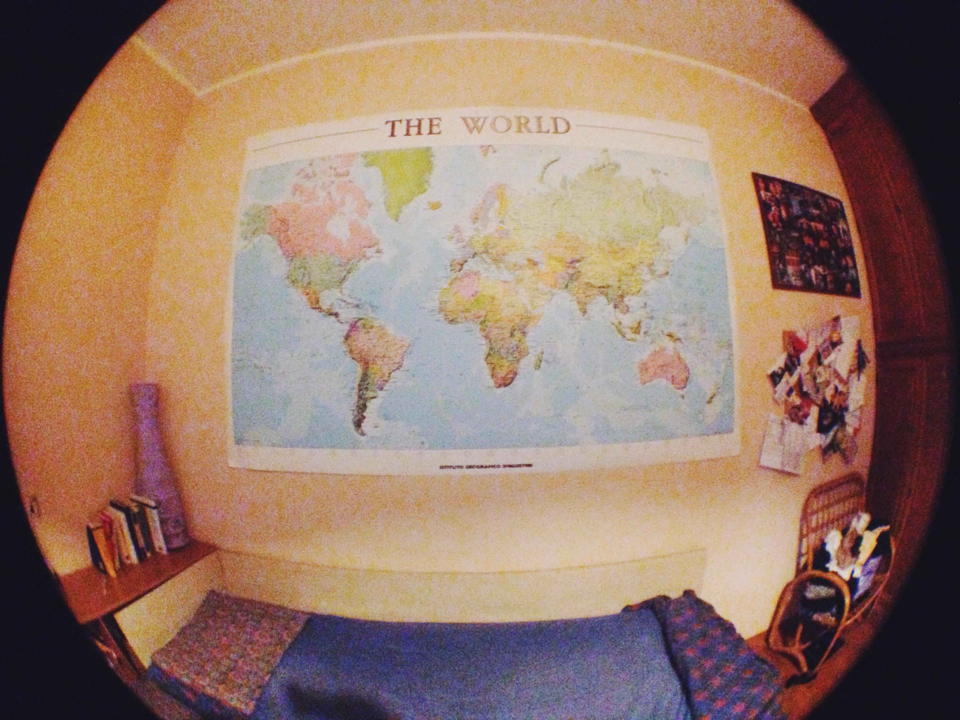 camera di mia sorella