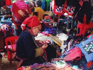 Dove ogni minoranza etnica porta i propri prodotti