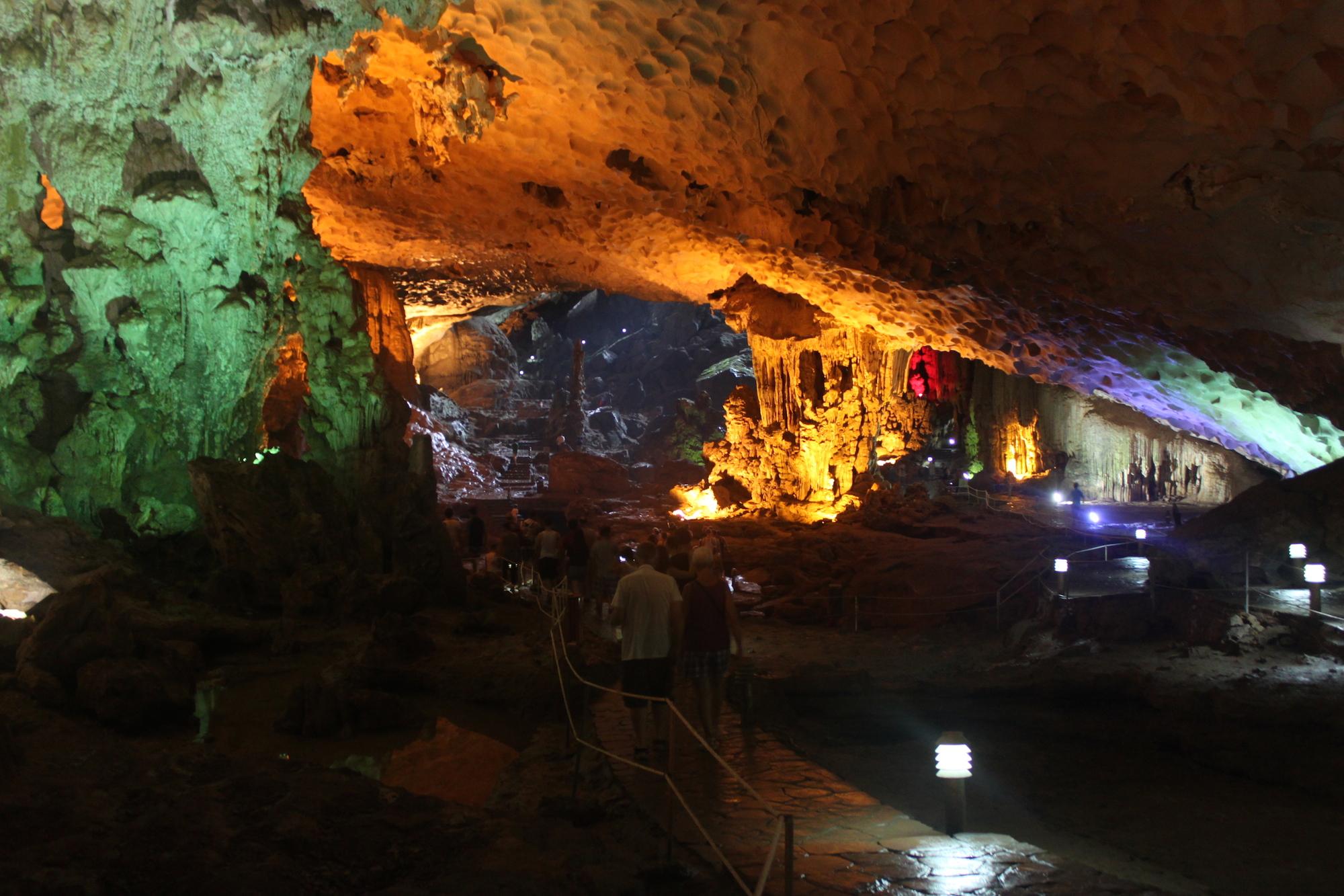 Grotte di Sung Sot