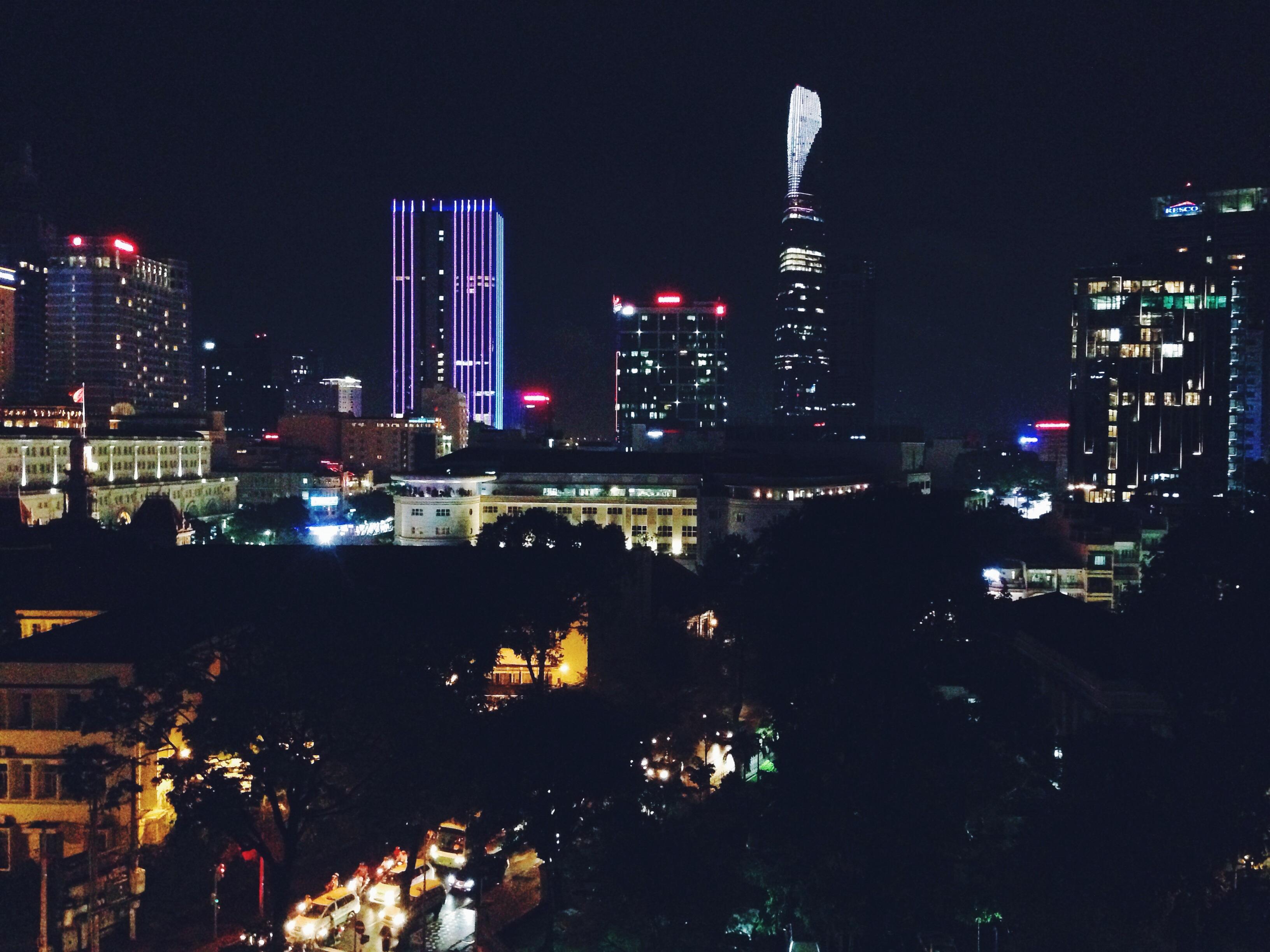 Ho Chi Minh City che tutti chiamano ancora Saigon