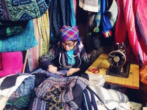 Il mercatino dell'artigianato