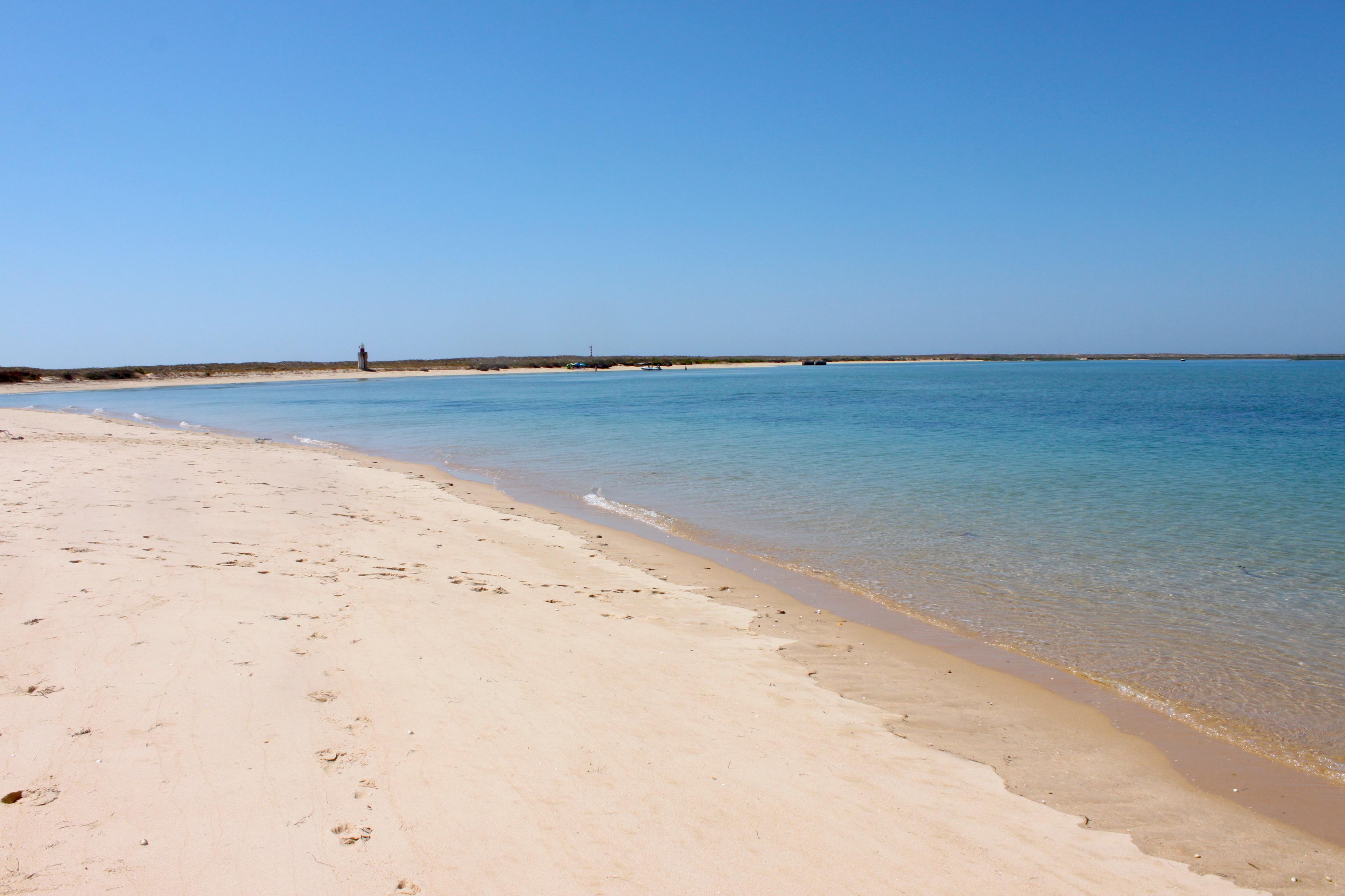 Ilha deserta, senza filtri, senza postproduzione, senza turisti