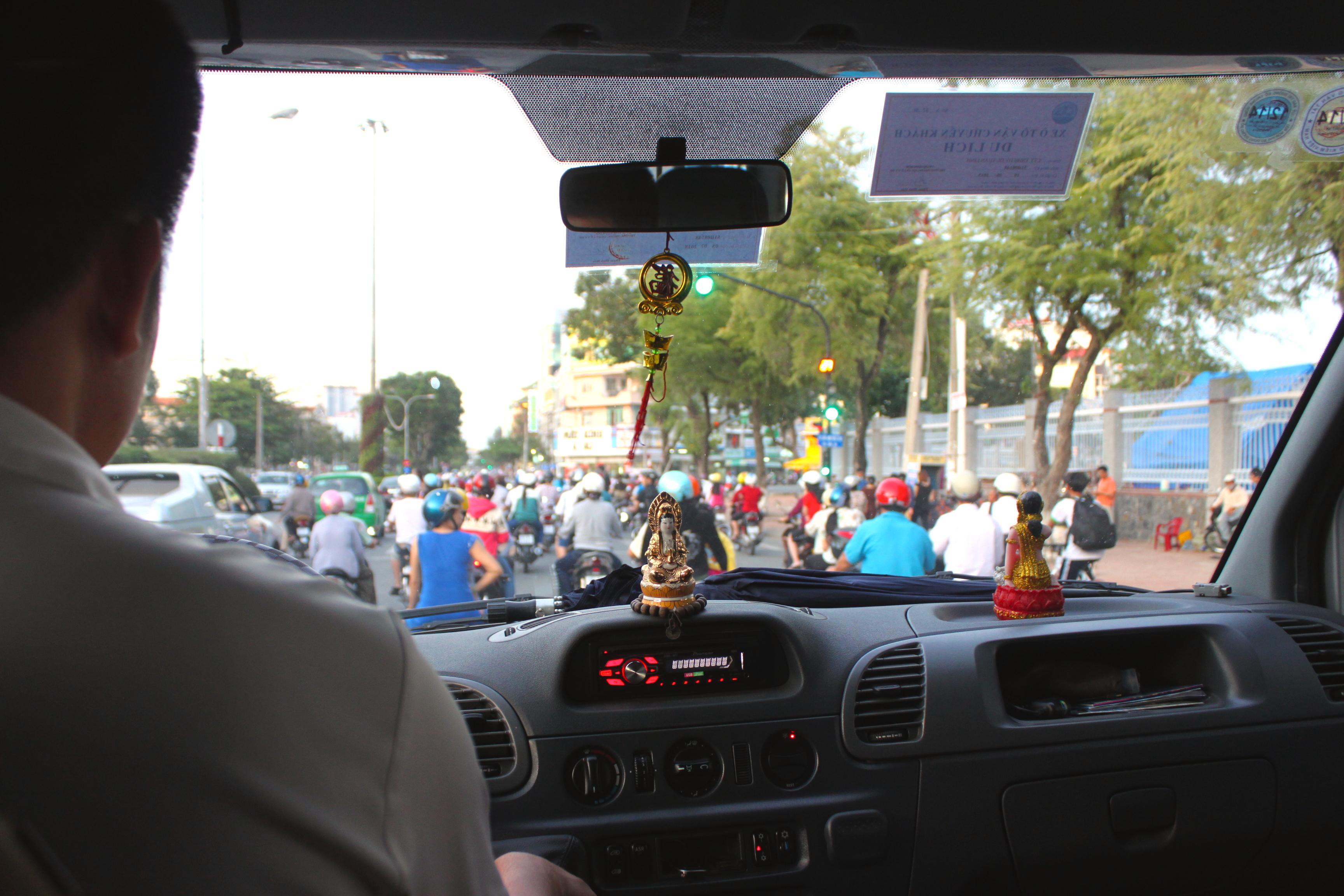La prima impressione sul Vietnam