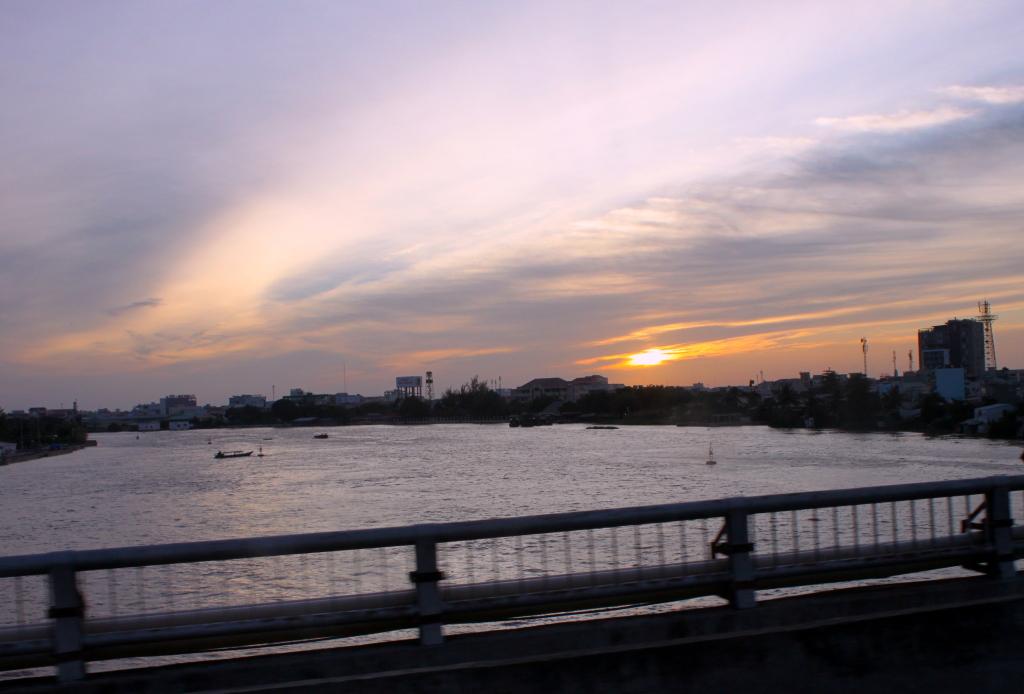 La prima volta che ho visto il Mekong