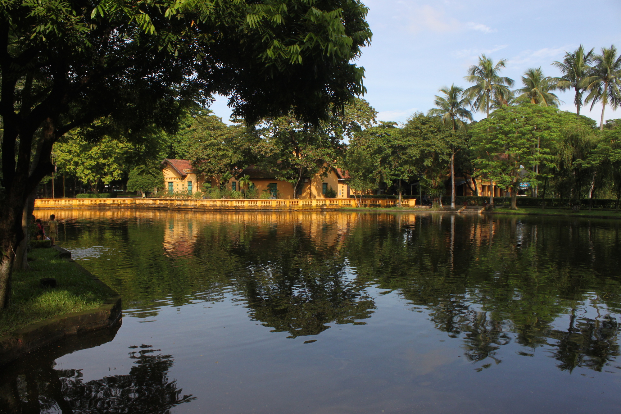 La residenza di Ho Chi Minh
