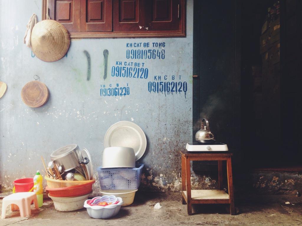 L'aspetto più bello di Hanoi è la lentezza