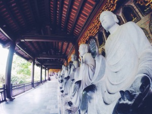 Le 500 statue di Arhat