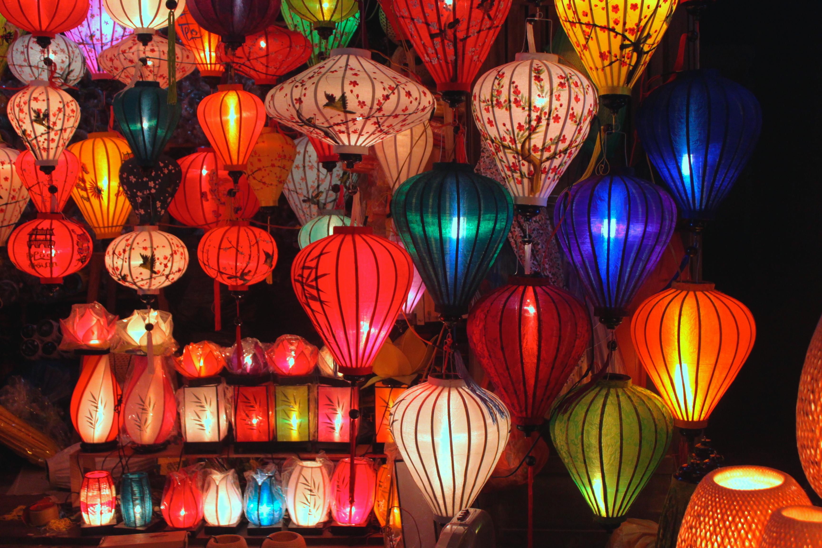 Le lanterne di Hoi An, solo un pezzettino piccolo della bellezza di questa città