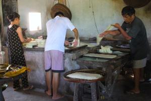 Noodles fatti a mano, parte 1