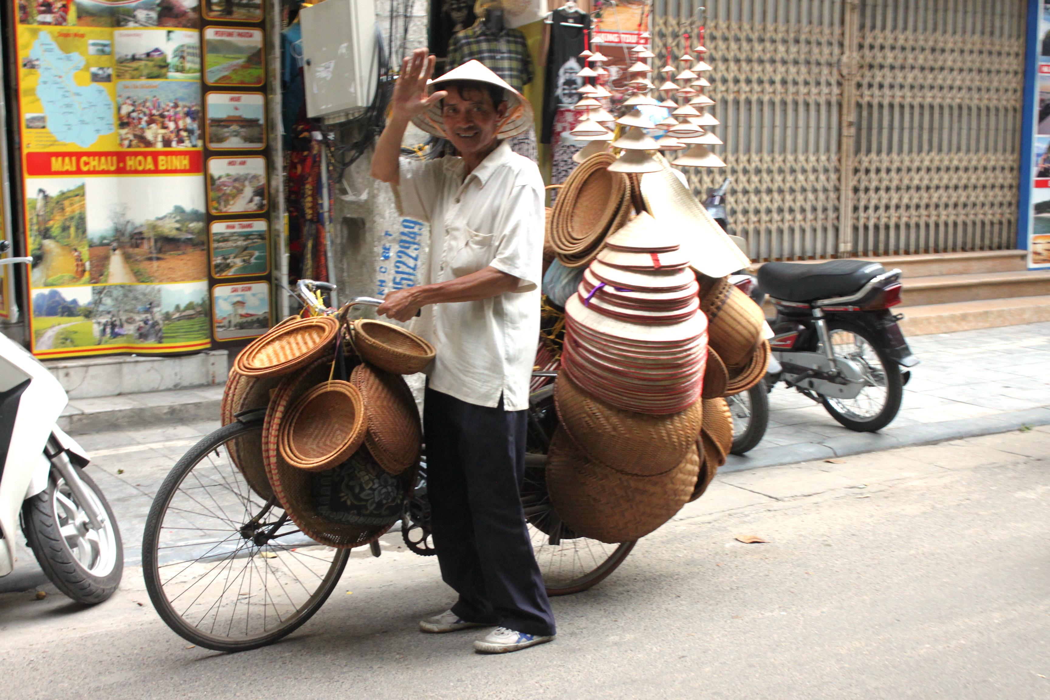 Sorrisi in Vietnam