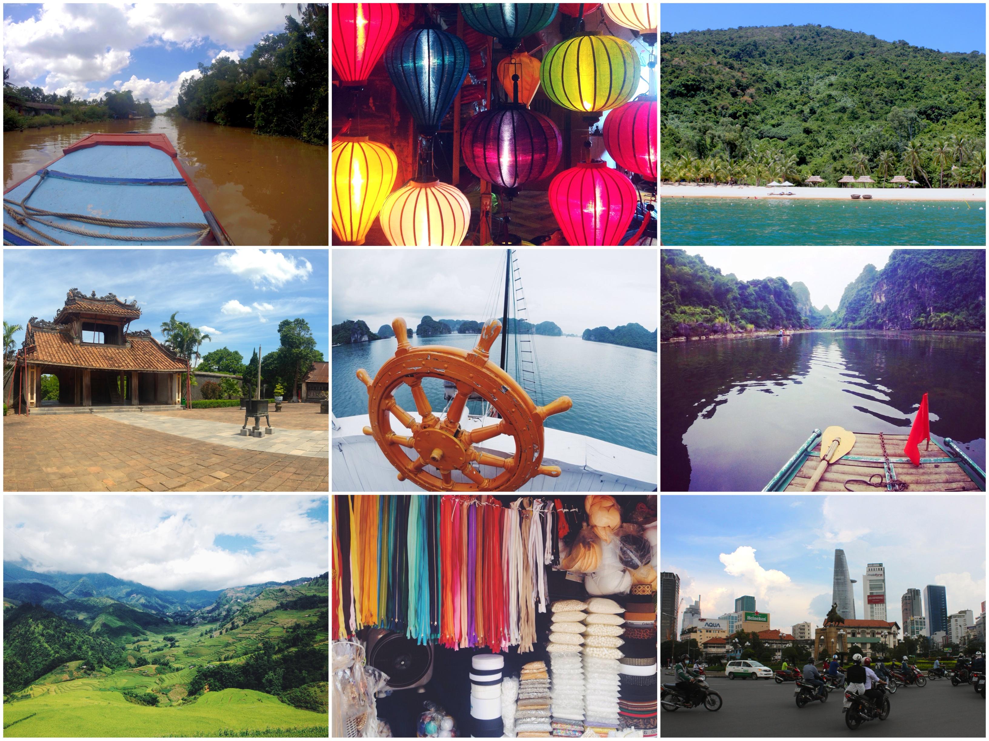 Un viaggio con dentro tanti viaggi, il Vietnam